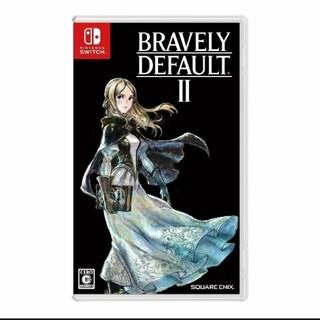 Nintendo Switch - Switch ブレイブリーデフォルトII