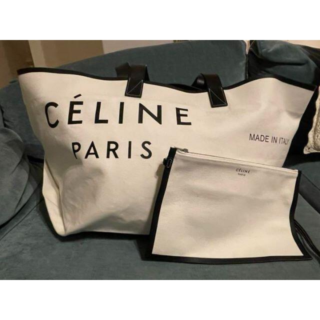 celine(セリーヌ)の【美品】セリーヌ MADE IN TOTE メイドイントート レディースのバッグ(トートバッグ)の商品写真