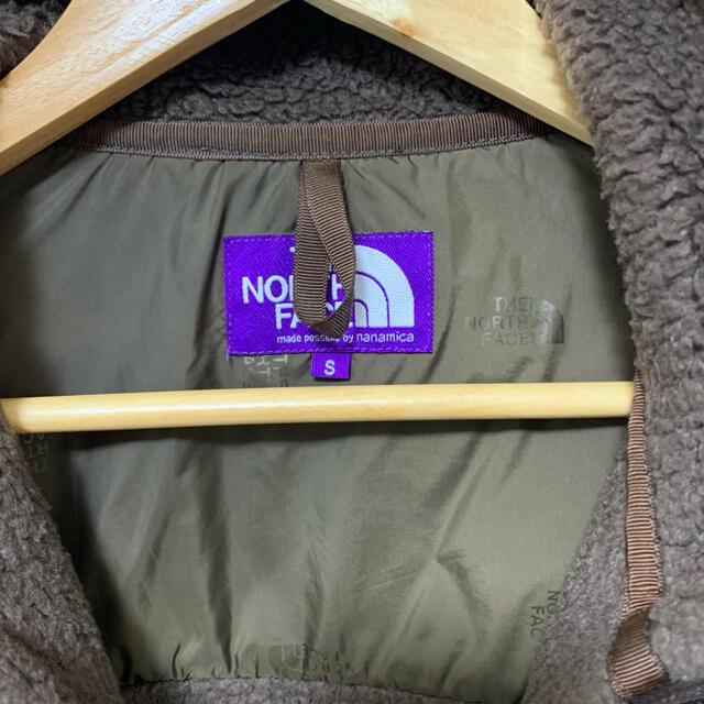 THE NORTH FACE(ザノースフェイス)のthe north face purple label フリース 別注 メンズのジャケット/アウター(ブルゾン)の商品写真