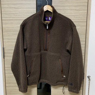 THE NORTH FACE - the north face purple label フリース 別注