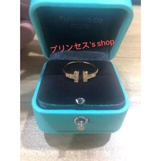 Tiffany & Co. - 本日限定 Tiffany & Co. ファニー(正規品) T字リング