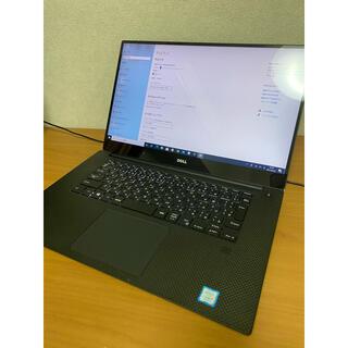 DELL - DELL XPS15 9560 Corei7 4Kタッチ 16GB/512GB