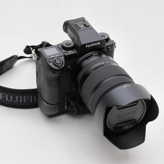 富士フイルム - FUJIFILM GFX 50S レンズ バッテリーグリップ ストロボ 極上美品
