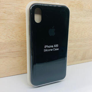 iPhone XR・シリコンケース