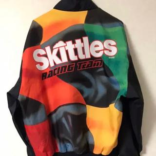Supreme - 希少 90s デザインジャケット 企業 良デザイン