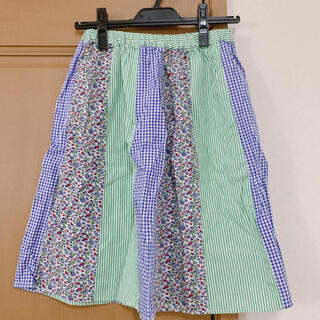 プードゥドゥ(POU DOU DOU)の【まとめ買いで10%OFF】POU DOU DOU スカート(ひざ丈スカート)