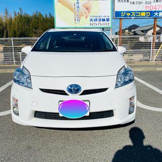 トヨタ - トヨタプリウス  Gツーリングセレクション★LEDへッドランプ
