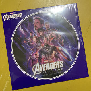 Avengers: Endgame サントラ レコード(映画音楽)