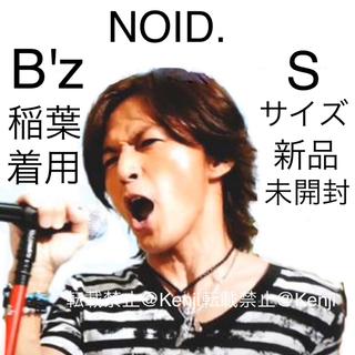 ノーアイディー(NO ID.)の【B'z稲葉&DAIGO着用】NOID. ノーアイディー Tシャツ 新品 S(Tシャツ/カットソー(半袖/袖なし))