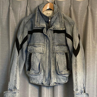 FEAR OF GOD - FEAR OF GOD 6th SKI DENIM JACKET