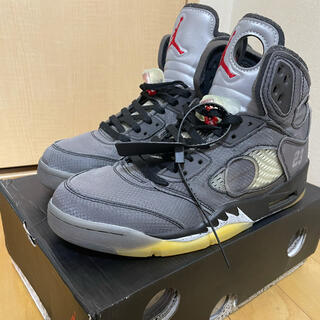 air jordan 5 off-white dude9