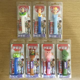 Disney - トイストーリー PEZ ペッツ