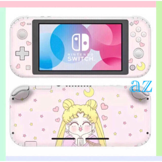 Nintendo Switch - ◎SALE◎ セーラームーン⑦ 任天堂SwitchLite 保護スキンシール