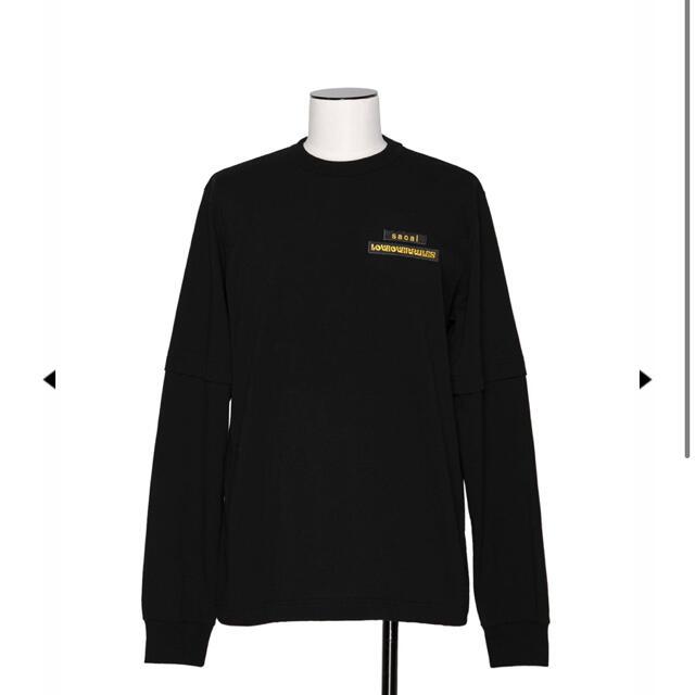 sacai(サカイ)のsacai 21ss メンズのトップス(Tシャツ/カットソー(七分/長袖))の商品写真