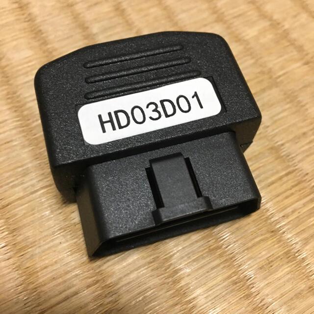 ダイハツ(ダイハツ)の車速連動 車速感知 オートドアロック   OBD2 自動車/バイクの自動車(汎用パーツ)の商品写真