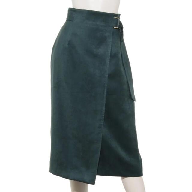 JUSGLITTY(ジャスグリッティー)の新品★ジャスグリッティー★ステッチベルトタイトスカート★可愛く便利な一枚 レディースのスカート(ひざ丈スカート)の商品写真