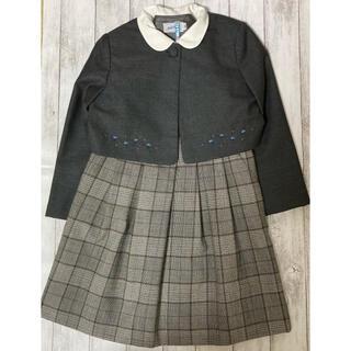 mikihouse - 値下げ【美品】ミキハウス  フォーマル ワンピース 卒園式 入学式