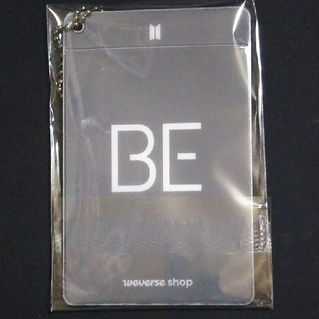 防弾少年団(BTS)(ボウダンショウネンダン)のBE weverse購入特典 トレカ・RM エンタメ/ホビーのタレントグッズ(アイドルグッズ)の商品写真
