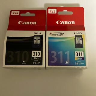 Canon - Canonインクカートリッジ純正  BC-310,BC-311