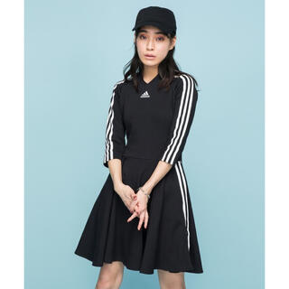 adidas - adidas 3ストライプス ドレス [3-Stripes Dress]