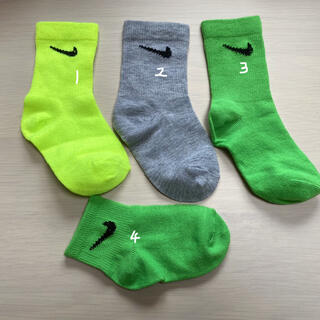 NIKE - nike ベビー 靴下