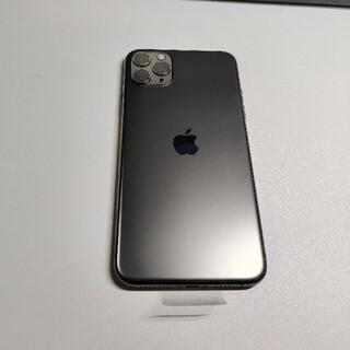 Apple - iphone 11 pro max スペースグレー