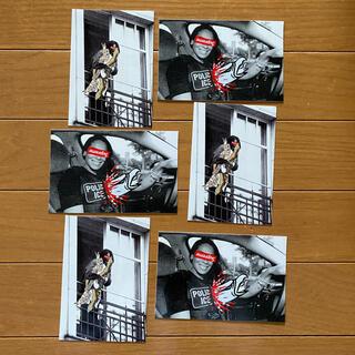 シュプリーム(Supreme)のSupreme ステッカー 6枚 新品 送料無料 Sticker Set(その他)