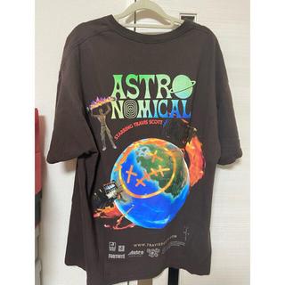カクタス(CACTUS)のTravis Scott Tシャツ Lサイズ(Tシャツ/カットソー(半袖/袖なし))