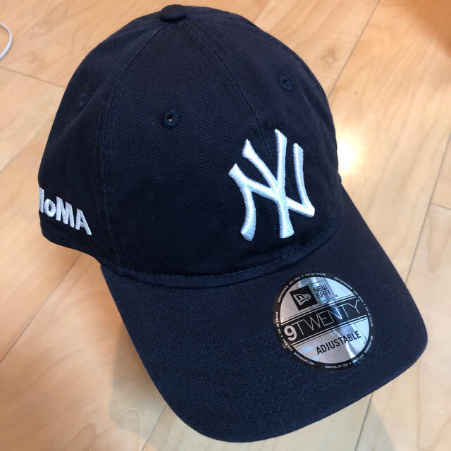 MOMA(モマ)のMOMA New Era Yankees Cap Navy  メンズの帽子(キャップ)の商品写真