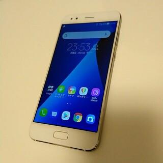 ASUS - ASUS Zenfone4 ZE554KL 国内版  ムーンライトホワイト