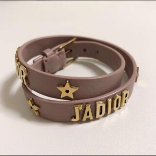 Christian Dior - Dior ディオール J'ADIOR ロゴ ブレスレット チョーカー レザー