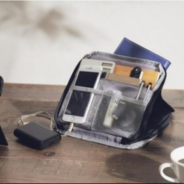 MonoMax 特別付録 2WAYステーショナリーケース メンズのバッグ(ショルダーバッグ)の商品写真
