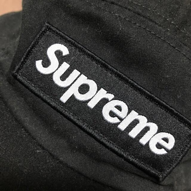 Supreme(シュプリーム)のsupreme box logo camp cap キャップ メンズの帽子(キャップ)の商品写真