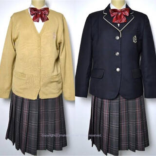 筑紫台高校 制服