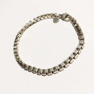 Tiffany & Co. - ティファニー ベネチア ブレス シルバー925