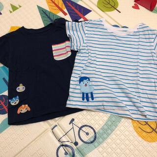 UNIQLO - ガラピコぷー&コッシー UNIQLOTシャツ