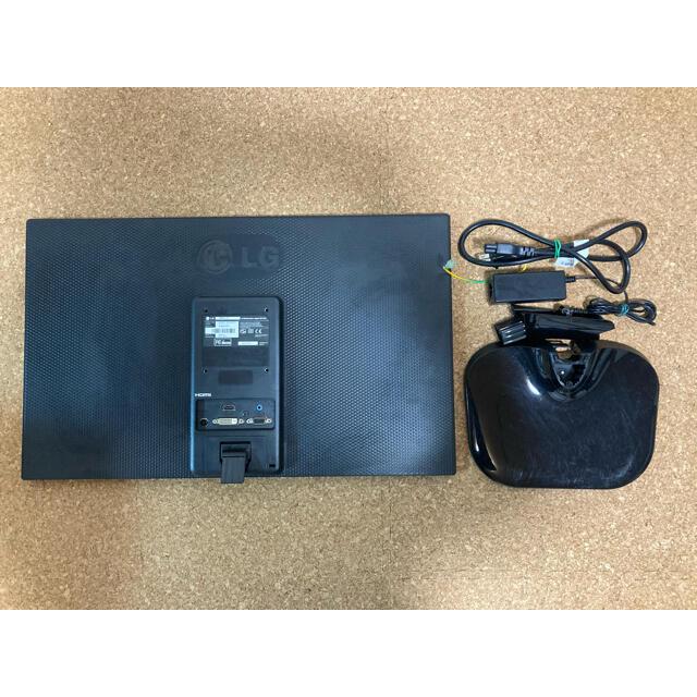 LG Electronics(エルジーエレクトロニクス)のLG 23インチ フルHD 液晶ディスプレイ 23M45VQ-B スマホ/家電/カメラのPC/タブレット(ディスプレイ)の商品写真