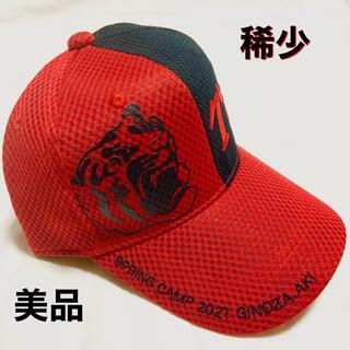 MIZUNO - 阪神タイガース 2021年キャンプ キャップ