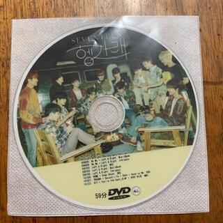 セブンティーン(SEVENTEEN)のseventeen DVD ヘンガレ 1枚(ミュージック)