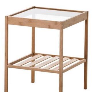IKEA - IKEA NESNA ネスナ サイドテーブル
