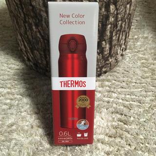 THERMOS - 新品サーモスワンプッシュボトル600ml