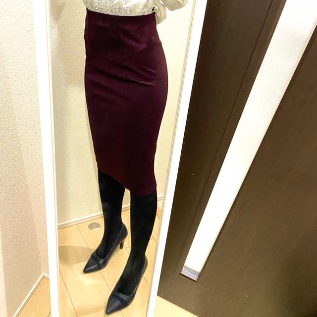 ZARA(ザラ)のZARAザラ タイトスカート レディースのスカート(ロングスカート)の商品写真