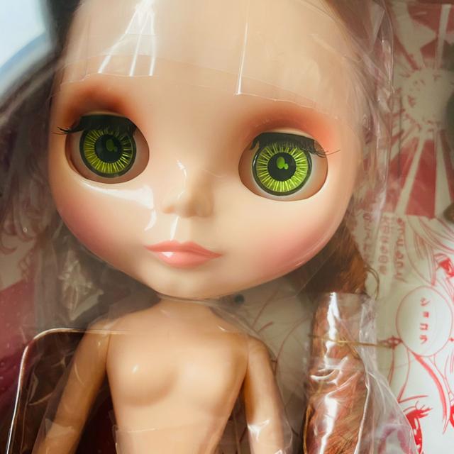 Takara Tomy(タカラトミー)のマジカルワールドオブシュガシュガルーンプレゼンツ ショコラブライス ネオブライス エンタメ/ホビーのおもちゃ/ぬいぐるみ(その他)の商品写真