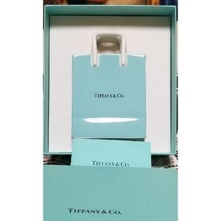 Tiffany & Co. - TIFFANY&CO. ティファニー新品未使用 ショッピング バッグ