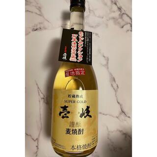 【期間限定価格】麦焼酎 壱岐 スーパーゴールド 22度 750ml(焼酎)