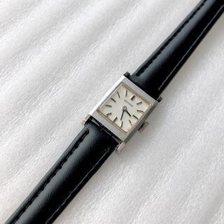 ウォルサム(Waltham)のビンテージSWISS老舗 WALTHAM 17石 レディース手巻き腕時計 稼動品(腕時計)