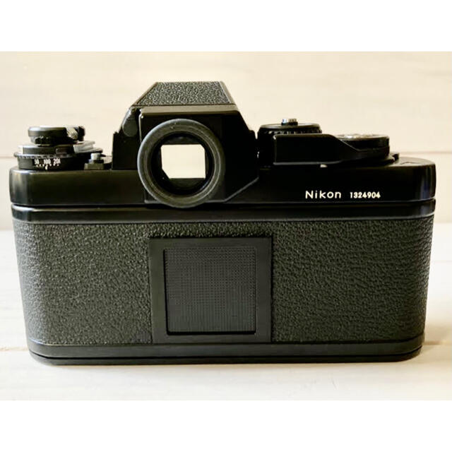 Nikon(ニコン)の最終‼︎早い者勝ち‼︎ かなり美品 ニコンf3  動作確認済み スマホ/家電/カメラのカメラ(フィルムカメラ)の商品写真