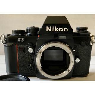 Nikon - 早い者勝ち‼︎ かなり美品 ニコンf3  動作確認済み