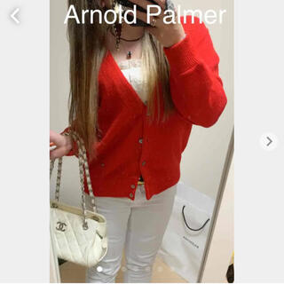 アーノルドパーマー(Arnold Palmer)のArnold Palmer ♡ 可愛い★!! だぼカーディガン♡ おすすめです♡(カーディガン)