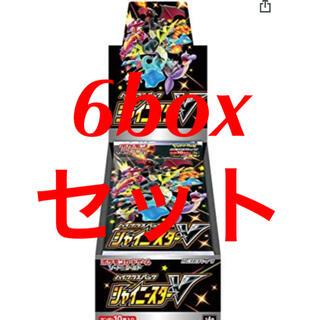 ポケモン(ポケモン)のポケモンカード  シャイニースターV シュリンク付きbox(Box/デッキ/パック)